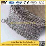 Impianto di lavaggio del POT della vaschetta di Chainmail del ghisa dell'acciaio inossidabile