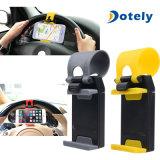 Clip del sostenedor del teléfono celular del volante del coche