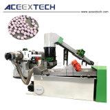 ストレッチ・フィルムのペレタイザー装置をリサイクルするプラスチック