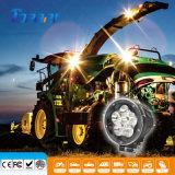 Schokbestendige 5inch 12V om van het LEIDENE van de Straal Combo het Licht Werk van de Tractor