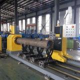 CNC de Scherpe Machine van het Profiel van de Pijp van het Plasma