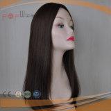 La piel cabello virgen brasileña de encaje superior cierre Topper (PPG-L-01521)