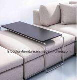 Mobilia stabilita Tg-9113 del salone di Loveseat dello strato di cuoio del sofà