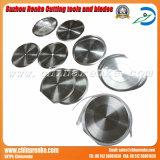 Schnelldrehstahl-runde Schaufeln für Ausschnitt-Papier
