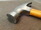 Bamboo молоток с раздвоенным хвостом ручки в инструментах Hkbm-02