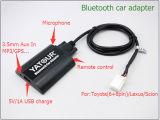 Leitor de MP3 Bluetooth com função de carregamento do carro