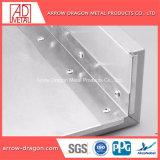 PVDF résistant au feu des panneaux en aluminium Anti-Seismic Honeycomb pour revêtement de la colonne/ capot colonne