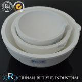 Crisol de cerámica eléctrico del análisis de fuego del horno de crisol de la alta calidad refractaria del precio
