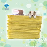 처분할 수 있는 개 오줌 패드 또는 강아지 패드 또는 애완 동물 훈련 패드