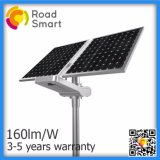 Neue 5 Jahre Solarstraßenlaterne-der Garantie-15W-60W mit Bewegungs-Fühler