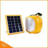 재충전용 LED 긴급 램프 옥외 태양 야영 손전등 천막 빛