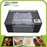 Venda a quente 5030 Madeira gravura a laser de CO2, gravura a laser em acrílico e máquina de corte