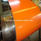 建築材料PPGI PPGL Ral9001の主な冷間圧延された熱い浸された亜鉛Prepaintedカラーによって塗られるGalvalumeによって電流を通される鋼鉄コイル