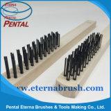 Щетка углерода Китая с деревянной ручкой