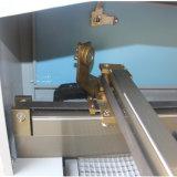 De middelgrote Scherpe Machine van de Laser met de vlak-Beweegbare Lijst van het Werk (JM-1090h-MT)