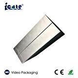 Caixa video do LCD de 7 polegadas para anunciar/cumprimento/presente, o melhor preço