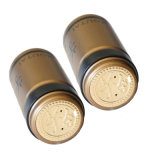 Подгонять капсулу вина PVC упаковки бутылки