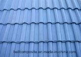 Profils de panneau de couverture ou de mur de toit de garnitures de balustrade de plaque de base de FRP