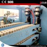 Alta máquina eficaz del estirador del tubo del PVC con las salidas dobles