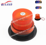 Resistente al agua Mini Lámparas de luz estroboscópica LED Testigo de la luz giratoria