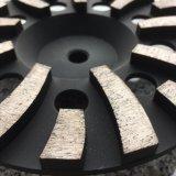 180mm l'ouragan Diamond meulage de roues pour la coupe du sol en béton