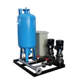 Une pression constante expansion de l'eau dans l'eau de la station de remplissage du réservoir