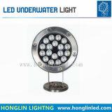 Éclairage extérieur Imperméable IP68 6W Lampe sous-marin à LED