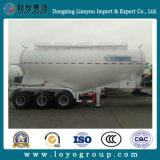 De hete Semi Aanhangwagen van de Tanker van het Cement van de V-vorm van de Verkoop Bulk