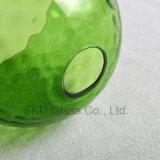 طبيعيّ أخضر يفجّر إنارة ظل زجاجيّة [نك041]