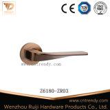 정연한 로즈 (Z6180-ZR03)에 좋은 판매 아연 합금 문 손잡이
