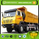 Camion à benne basculante de Shacman F2000 Delong 20cbm 8X4