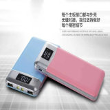 Mobile Smart Fashionable Phon 10000 Powerbank 10000 mAh