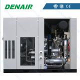 380 220 230 440 480 V 55 Kilowatt-ölfreier Schrauben-Luftverdichter
