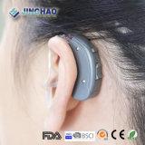 Mini protesi acustica di Bte Digital a perdita della capacità uditiva anziana