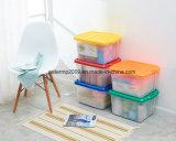 Rectángulos plásticos del alimento del almacenaje de la venta al por mayor resistente de la capacidad