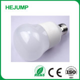 7W aluminium recouvertes de plastique 590nm Longueur d'onde de l'insectifuge ampoule LED