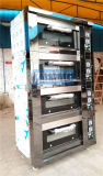 4 plataformas e forno luxuoso elétrico da plataforma de 20 bandejas (ZMC-420D)