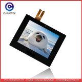 10.4 Zoll-Touch Screen für industriellen hervorstehenden kapazitiven Noten-Monitor CT-C1098