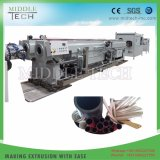 "(1/2""-2"") le plastique PVC deux cavités flexible/tube/Tube Making Machine d'Extrusion"