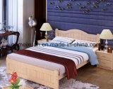 Cama de madeira sólida camas modernas (M-X2790)