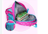 I bambini durevoli impermeabilizzano il sacchetto di banco di nylon di corsa dello zaino