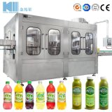 El jugo de frutas automático de la línea de producción de embotellado