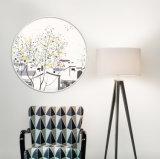 Abstrakte Wand-Kunst-dekorative Segeltuch-Kunst-Drucke