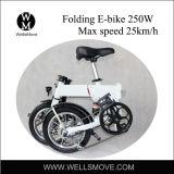 palette d'énergie électrique d'UE Singapour Corée de 250W 25km/H la mini a aidé le PAB de bicyclette