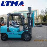 Forklift Diesel do forklift 3tonne de Ltma com altura de levantamento de 3m