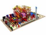 Внутри туннеля пластика для детей детская игровая площадка