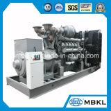 O gerador elétrico 900kVA/720kw 4008tag1a com motor diesel Original Perkins