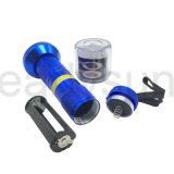 Design lanterna eléctrica rebarbadora de ervas para venda por grosso de tabaco (ES-GD-033)