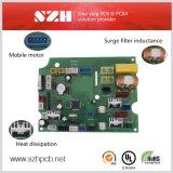 2 capas HASL Placa de circuito de PCBA