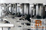 Botellas de vidrio automática de la línea de embotellado de agua mineral de la máquina de llenado de agua